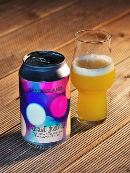 Jakobsland Brewers pixel juice