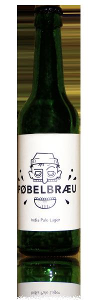 Pöbelbräu Flasche