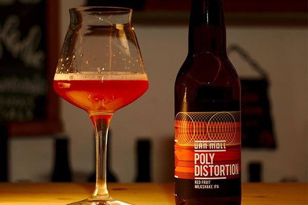 Van Moll Poly Distortion