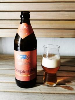 Cast Brauerei pumpkin ale