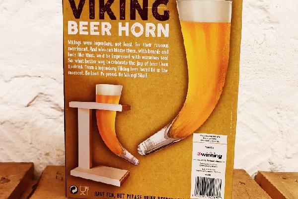 Radbag Viking Beer Horn