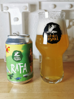 Fehér Nyúl Rafa - Sour IPA