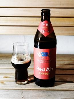 Cast Brauerei red ale