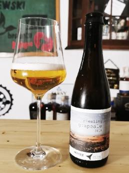 Orca Brauerei Riesling Grape Ale