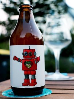 Brewski Red Robot IPA