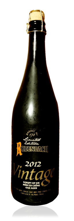Rodenbach Vintage Oak Aged 2012 flasche