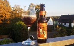 Rogue Hazelnut Brown Nectar titel