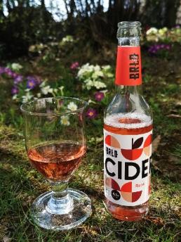 BRLO Cider Rosé
