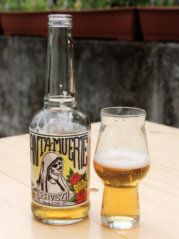 Cerveza Desde Santa Muerte