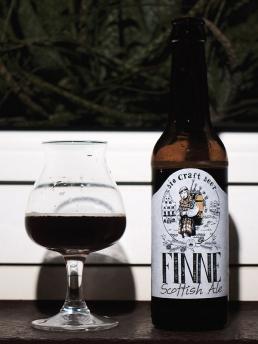 Finne Brauerei scottish ale