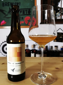 Orca Brauerei Shades of Orange