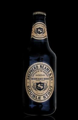 Shepherd Neame & Co Double Stout flasche