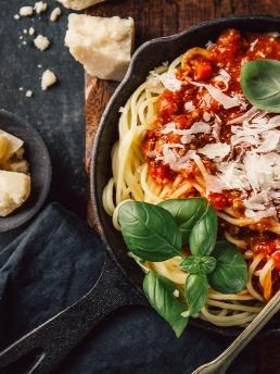 Spaghetti Bocklognese post
