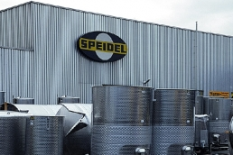 Besuch bei Speidel