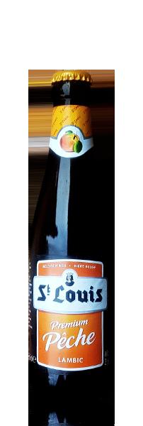 St. Louis Pêche flasche
