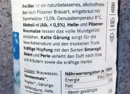 Störtebeker etikett