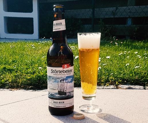 Störtebeker Frei Bier