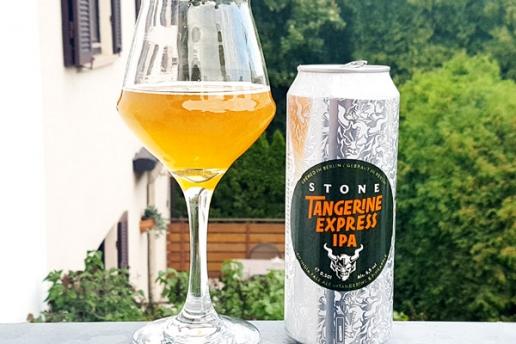 Stone Brewing Tangerine Express