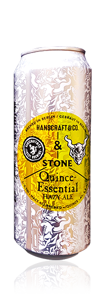 Stone Brewing Quince Essential Hazy Ale dose