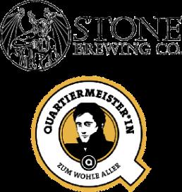 Stone Brewing Quartiermeister logo