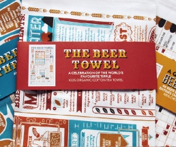 Stuart Gardiner Beer Towel