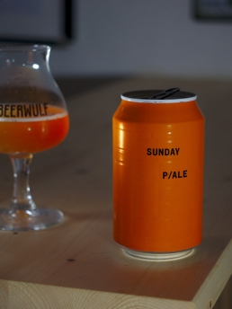 And Union Sunday Pale Ale