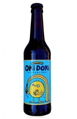 Superfreunde Oki Doki IPA flasche