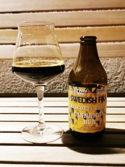 Poppels Bryggeri swedish fika