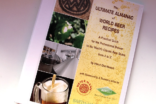 the Ultimate Almanac of World Beer Recipes