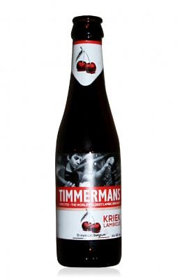 Timmermans Kriek Flasche