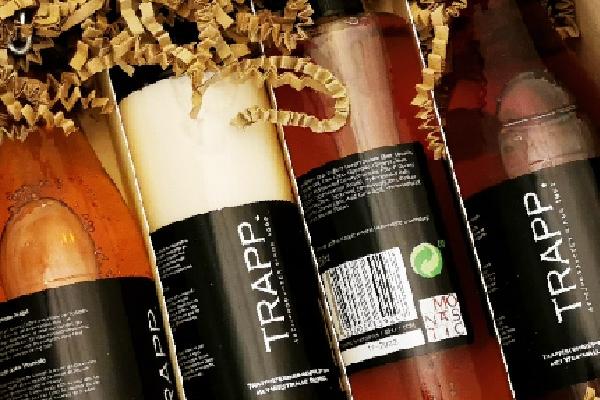 Trapp. Trappisten Shampoo und Seife