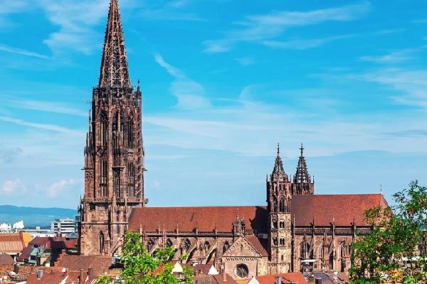 Unterwegs in Freiburg