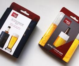 Vacu Vin Flaschenkühler