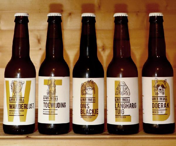 Van Moll I - Eindhoven - Bier Tasting - Kraftbier0711