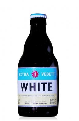 Vedett extra white flasche