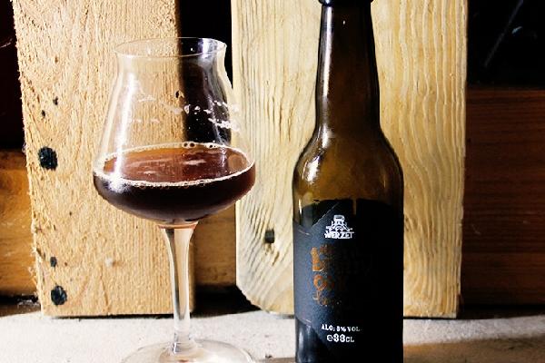 Brouwerij t'Verzet Oude Bruin Oak Leaf