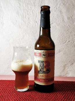 Vinum - Barley Wine Rye Whisky BA