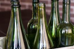 Vom Glas zur Bierflasche