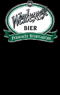 Weiherer Bier Logo