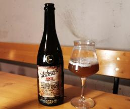 Brauerei Kundmüller Weiherer Bier Bourbon Bock