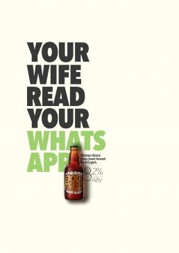 Lustige Bier Werbung 8