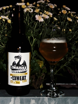 Hoppy Wheat Ale
