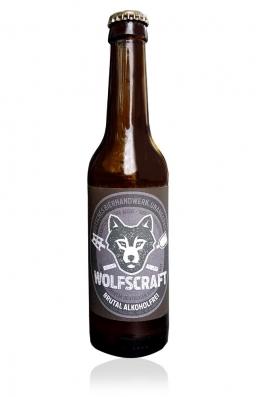 Wolfscraft Flasche