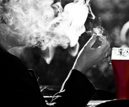 Bier und Zigarren