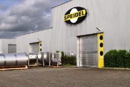 Zu Besuch bei Speidel